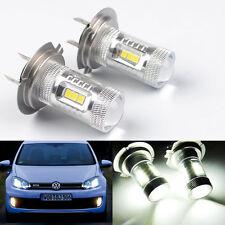 2×15W H7 SAMSUNG LED Nebelscheinwerfer Lampe Scheinwerfer Tagfahrlicht Birnen