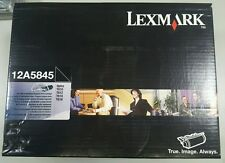 Genuine Lexmark T610 T612 T614 T616 12A5845 High Yield Toner (R9P29)