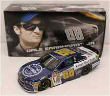 NASCAR 2015 DALE EARNHARDT JR #88 KELLEY BLUE BOOK 1/24 DIECAST CAR