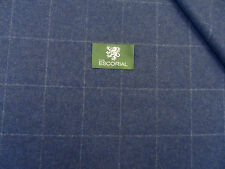 100% ESCORIAL WOOL SUITING FABRIC( LENGTH 2.0 MT)