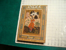 vintage book: INDIA Art & Culture 1300-1900 by Stuart Cary Welch from MET ART
