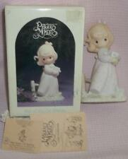 PRECIOUS MOMENTS ~ THE VOICE OF SPRING ~ RETIRED 1985 ~ DOVE MARK #12068