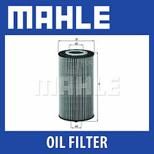 Mahle Oil Filter OX358D - Fits Audi A8, VW Phaeton - Genuine Part