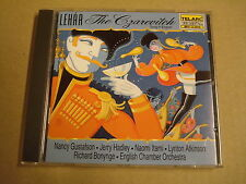 CD TELARC DIGITAL / LEHAR - THE CZAREVITCH / BONYNGE