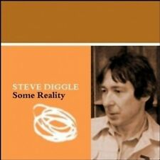 Steve Diggle Some Reality CD NEW 2000 Buzzcocks