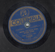 SAMUEL ASH 78 RPM COLUMBIA RECORD A2208 LOOK HERE FOR RARE OLD RECORDS! CHEAP!
