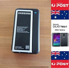 Samsung Galaxy Note 4 N910 Black Charger Dock Kit, Includes Original Battery NFC