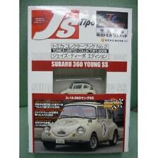 Tomica J's Tipo Edition SUBARU 360 YOUNG SS Tomica  Collector book #2 w/Figure