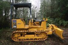 Komatsu D20P-6A D20PL-6 D20PLL-6 D20S-6 D20Q-6 Bulldozer Workshop Service Manual