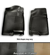 Husky Liners Classic Style Front Row Floor Mats - CHOICE OF COLOR