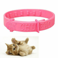 Collar Neck Ring Flea Tick Mite Louse Remedy For Cat Pet Protection Adjustable