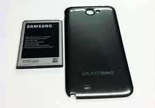 NEW OEM T-MOBILE SAMSUNG T889 NOTE 2 EB595675LA BATTERY AND GREY DOOR COVER