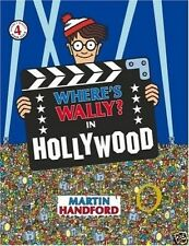 Where's Wally? In Hollywood - Book 4 New PB (Waldo)