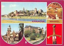 B46017 Krakow Wawel multiviews poland
