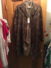 Bcbg Max Azria Long Coat Jacquard L