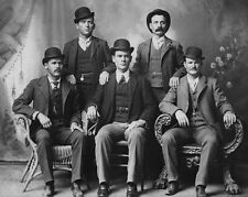 New 8x10 Photo: Butch Cassidy's Wild Bunch, Butch Cassidy and the Sundance Kid