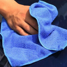 30*30CM Microfibre Cleaner Auto Car Detailing Soft Cloths Wash Towel Duster New
