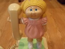 Vintage Coleco Cabbage Patch Kids Telephone Push Button Phone Model 7911