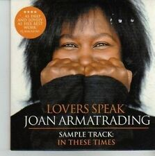 (CW5) Joan Armatrading, In These Times - 2003 DJ CD