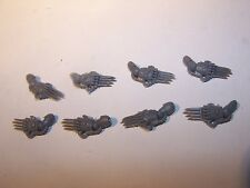 8 Space Marine Vanguard Veteran Lightning Claws (bits auction)