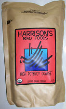 Harrison's High Potency Course Pellets  1lb   parrot