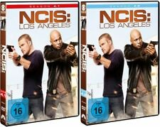 6 DVDs * NCIS : LOS ANGELES - STAFFEL / SEASON 4 ( 4.1 + 4.2 )  ~ MB # NEU OVP +