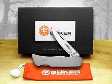 BOKER TREE BRAND Titan 2 Lockback Titanium Pocket Knives Knife