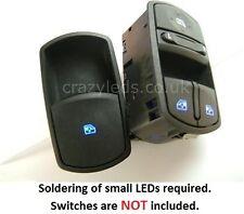 CORSA d SMD LED commutateur de fenêtre électrique kit de conversion