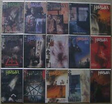 HELLBLAZER #1-157 + ANNUAL #1 + MINI + MORE DC COMICS (111) COMIC LOT VF TO NM