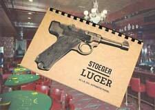 STOEGER LUGER .22 LR Automatic Pistol Owners Instruction & Service Manual