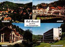 Bad Berneck, Die Perle des Fichtelgerges, Ansichtskarte, 1979 gelaufen