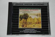 MFSL MFCD-852 GLAZUNOV SYMPHONY NO.2 VLADIMIR FEDOSEYEV MOBILE FIDELITY CD
