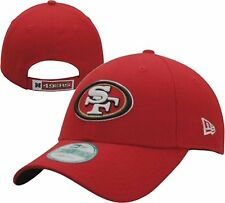 San Francisco 49ers NFL Football New Era 9forty Cap Kappe One Size Klett Velcro