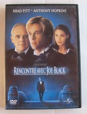 DVD RENCONTRE AVEC JOE BLACK - Brad PITT / Anthony HOPKINS