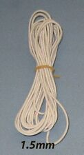 1.5 mm Doll STRINGING ELASTIC cord x 3 mètres