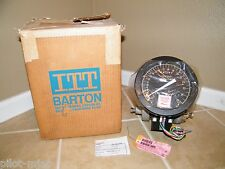 ITT BARTON / GE: DIFFERENTIAL PRESSURE SWITCH UNIT, 158B7015P001, 3000PSI, S/S