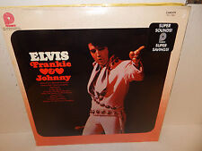 ELVIS PRESLEY FRANKIE & JOHNNY CANADA 1976 CAMDEN ACL 7007 SEALED LP