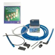 General Hydroponics Waterfarm 8 Pack Circulating Upgrade Kit - SAVE $$ BAY HYDRO