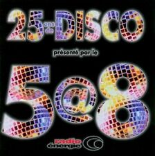 25 Years of Disco by Various Artists (CD, Jul-2001, Unidisc)