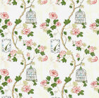 Dolls House Wallpaper 1/12th 1/24th scale Birds Quality Paper #15