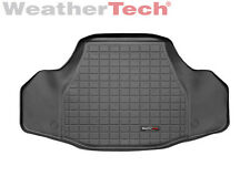 WeatherTech® Cargo Liner Trunk Mats - Acura TL with AWD - 2009-2014 - Black