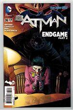 BATMAN #36 ANDY KUBERT VARIANT COVER - ENDGAME PART 2 - DC COMICS/2015 - 1/25