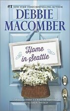 Home in Seattle : The Playboy & the Widow + Fallen Angel by Debbie Macomber PB