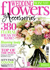 WEDDING FLOWERS & ACCESSORIES 3-4/2016 380 Floral Ideas COLOUR & MORE TRENDS New