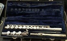 Gemeinhardt Model 3 Open Hole Flute w/ Solid Silver SM3 Head Joint & SS Foot JT