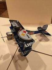Pittsburgh Steelers Bud Light NFL BEER Plane Football Season Limited Edition Can