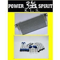 GT SPEC 600HP INTERCOOLER + 70MM PIPING KIT FOR RB30 VL COMMODORE R31 SKYLINE