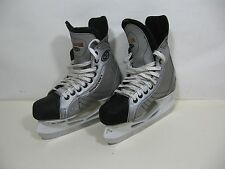EASTON Magnum youth silver hockey skates size 5 $0SHIP