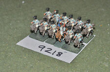 15mm napoleonic french cavalry 12 figures (9218) metal painted