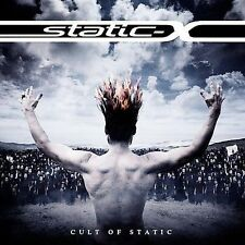 new Cult of Static [PA] by Static-X (CD, Mar-2009, Reprise)